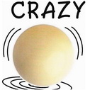 CRAZY BALL ! 57,2mm